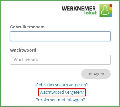 inloggen werknemerloket door werknemer – loket.nl helpdesk